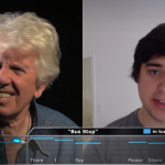 Sing Harmonies with Graham Nash at the Rock N Roll Hall of Fame Museum