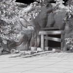 Mine - Spring 2012, Concept by: Sean Kennedy, ZBrush, Maya