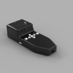 Custom audio label hearphone - In Development